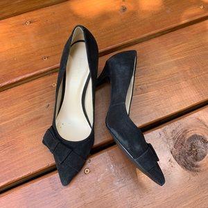Nine West Heels   Black 7.5   Lightly Worn